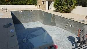 Renovation Piscine Carrelée : traitement de l 39 osmose pour piscine en coque polyester ~ Premium-room.com Idées de Décoration