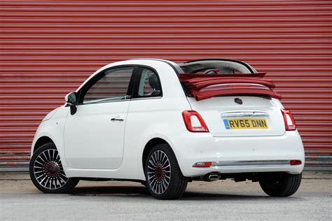 Convertible Fiat by The Best Cheap Convertible Cars Parkers