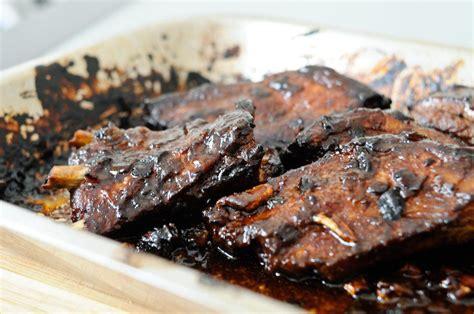 cuisine cantonaise recettes travers de porc marinés à la cantonaise recette