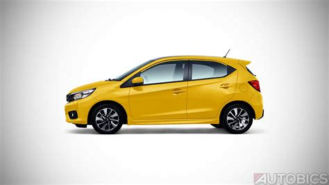 Honda Brio Picture by All New Honda Brio Makes World Debut At The Giias 2018