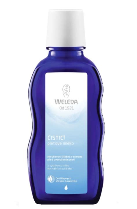 weleda one step cleanser and toner 100 ml
