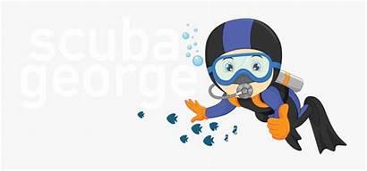 Scuba Diver Clip Clipart Kid Clipartkey