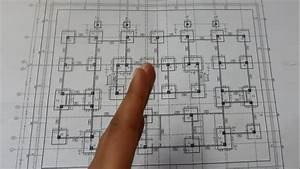 How To Read Building Foundations Drawing Plans Column