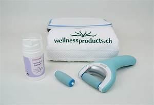 Aufbewahrungsbox Aus Stoff : komplettpaket scholl hornhautentferner velvet smooth wet ~ Lateststills.com Haus und Dekorationen