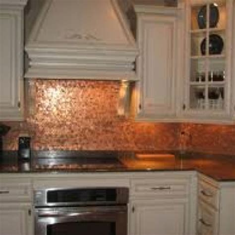 pictures of backsplashes in kitchens 17 best images about projects on copper 7442