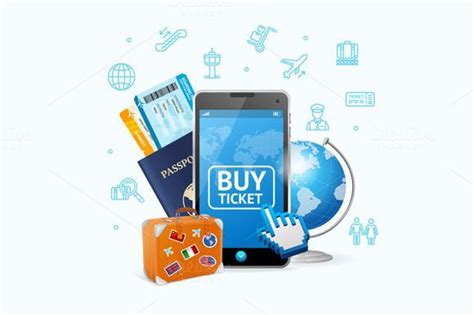 ticket airline  mobile