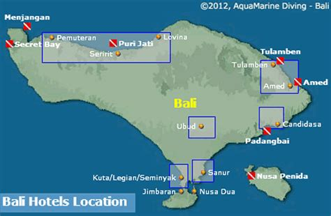 bali hotels resorts aquamarine diving bali special rates