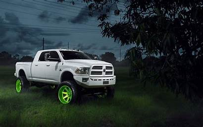 Truck Lifted Wallpapers Dodge
