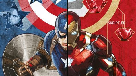 captain america civil war space