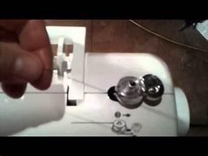 Nähmaschine Unterfaden Aufspulen : unterfaden aufspulen bei n hmaschine youtube ~ Eleganceandgraceweddings.com Haus und Dekorationen