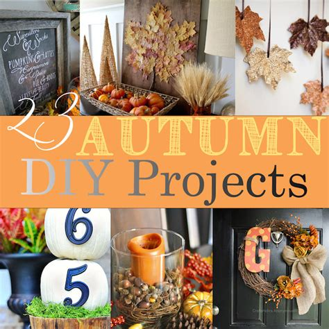 autumn diy 23 autumn diy projects rose womble realty co