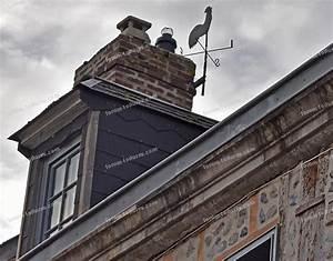 Gouttière Zinc Sans Soudure : reparer zinc toiture r novation toiture couvreur morbihan ~ Melissatoandfro.com Idées de Décoration
