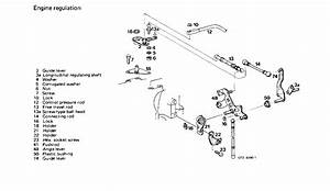 1985 Mercedes 300d - Throttle Linkage Issue