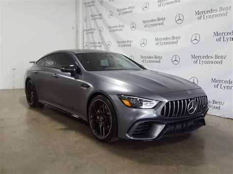 Amg gt 63 base amg gt 63 coupe 4dr. Pre-Owned 2019 Mercedes-Benz AMG® GT AMG® GT 63 S 4-Door Coupe Coupe in Lynnwood #202298A ...