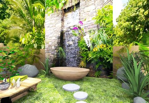 Outdoor Bathroom Ideas by 55 Beautiful Outdoor Bathroom Ideas Designbump
