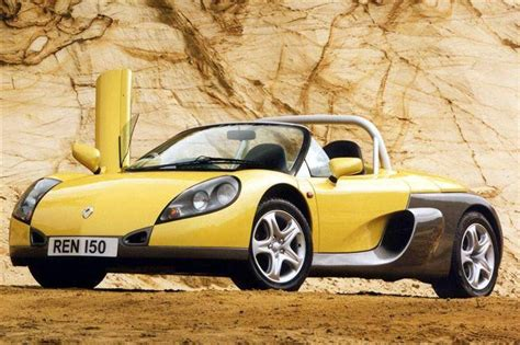 Renault Sport Spider (1998  1999) Used Car Review Car