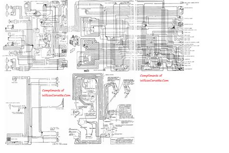 2002 Corvette Wiring Diagram by 1963 Corvette Tracer Wiring Diagram Tracer Schematic