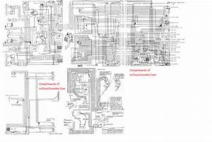 1979 Corvette Wiring Harness Diagram Schematic