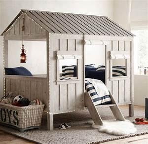 Lit Cabane Pour Enfant Site De Creationmobilier