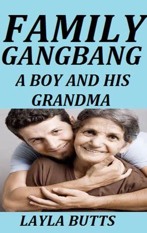 boy   grandma  layla butts