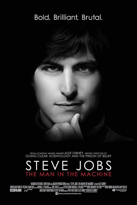 steve jobs  man   machine dvd release date