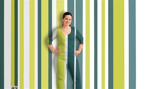Wand Streichen Mit Streifen by Streichen Farbe In Streifen Maltechniken Selbst De