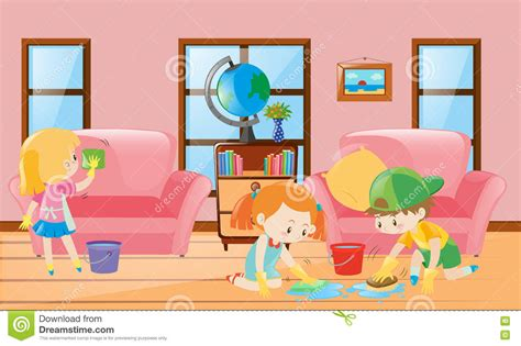Living Room Clipart For Kid