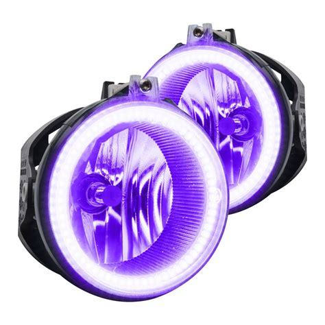 purple fog lights oracle lighting 174 7124 007 factory style fog lights with