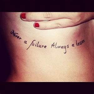Hot quote tattoo for girls | Tattoos | Pinterest | Tattoo ...