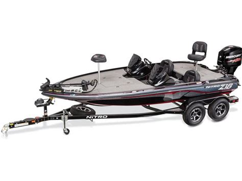 2016 Nitro Bass Boats For Sale by 2016 New Nitro Z18 Bass Boat For Sale Dothan Al