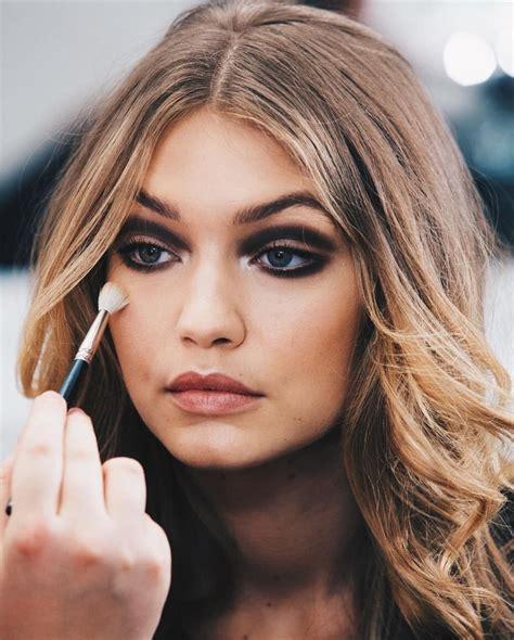 Pin by Parisa Sh on Gigi hadid | Glamorous makeup ...