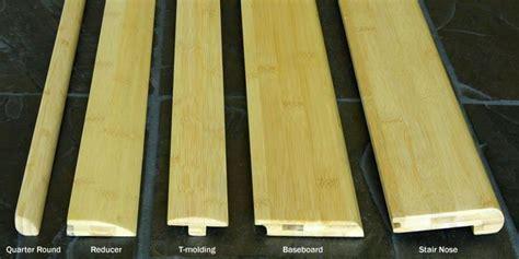 Bamboo Flooring Trim   Threshold   Baseboard   Wall Base