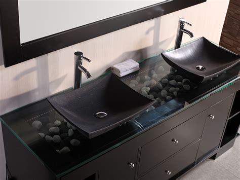 oasis double vessel sink vanity bathgemscom