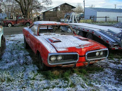 Abandoned Muscle Cars Across America  Muscle Car Hustle