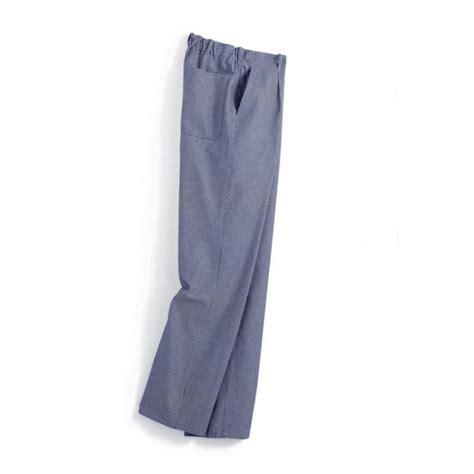 pantalon pied de poule cuisine pantalon de cuisine 100 coton pied de poule