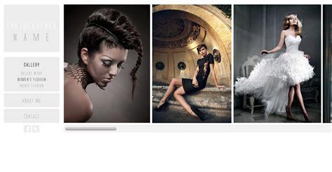 Free Photography Website Photography Website Template Free Photography Web