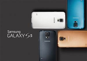 Samsung's new Galaxy S5 flagship phone has fingerprint ...