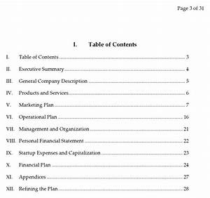 two page business plan template - download sba business plan template 2 for free page 3