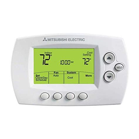 Mitsubishi Wireless Thermostat by Mitsubishi Replacement Wireless Remote Controller