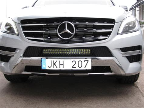 xenon ml350 headlight bi w166 benz mercedes option ml class