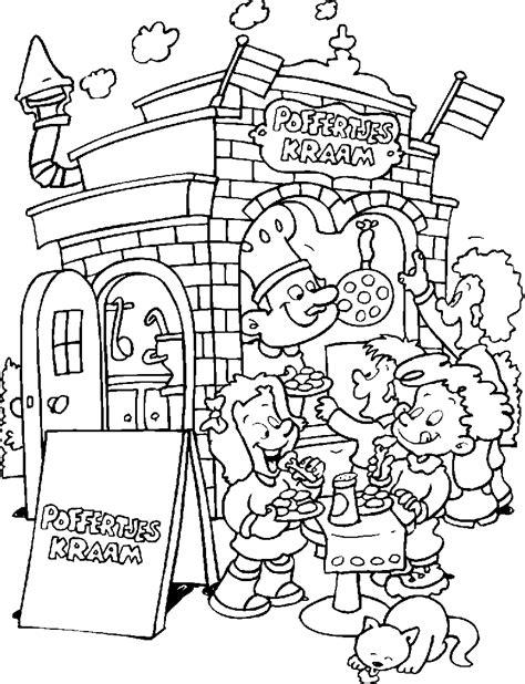 Kleurplaat Grijpautomaat Kermis by Kleurplaten En Zo 187 Kleurplaten Kermis