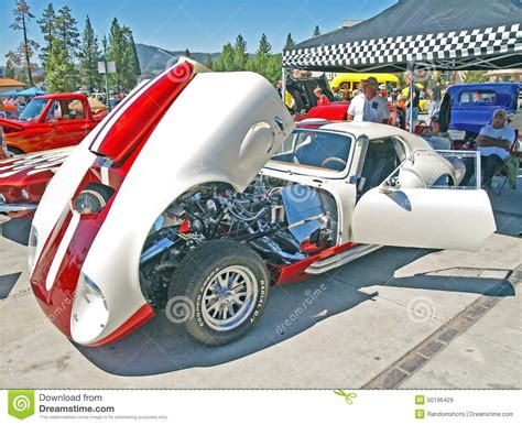 cobra daytona coupe editorial stock image image