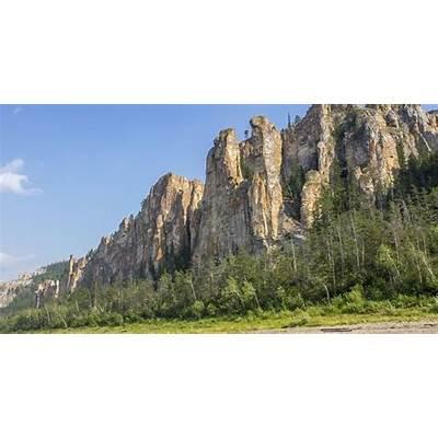 The Lena River - WorldAtlas.com