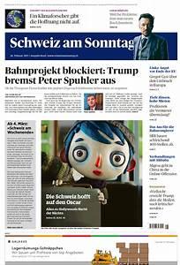 Schweiz Am Sonntag : az medien letzte schweiz am sonntag erschienen medien ~ Orissabook.com Haus und Dekorationen