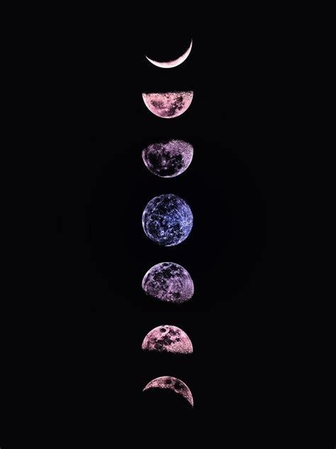 papel de parede fases da lua wallpaper witchy
