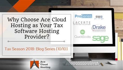 ace cloud hosting   ideal tax software hosting