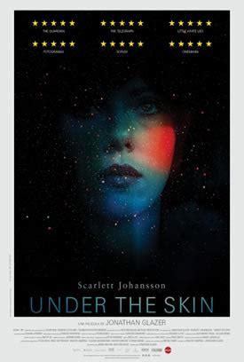 """Tráiler sin censura de """"Under the Skin"""" con Scarlett"""