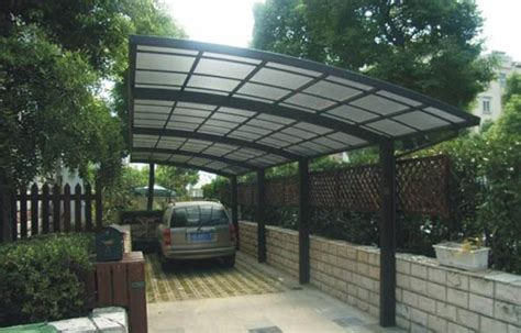 Mini Guide To The Different Types Of Car Port Structures