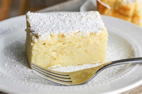 gateau magique citron thermomix  dessert classique