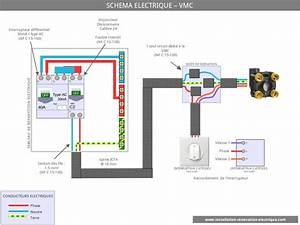 Comment Installer Une Vmc : le sch ma lectrique d 39 une vmc ~ Dailycaller-alerts.com Idées de Décoration